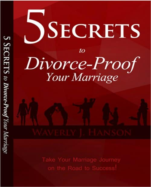 Download 5 Secrets to Divorce-Proof Your Marriage E-Book