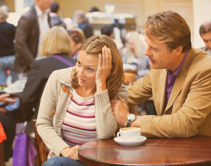 How A Midlife Crisis Can Affect Your Marriage