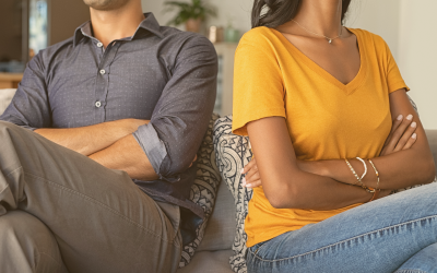 Four Signs You Have Marriage Problems