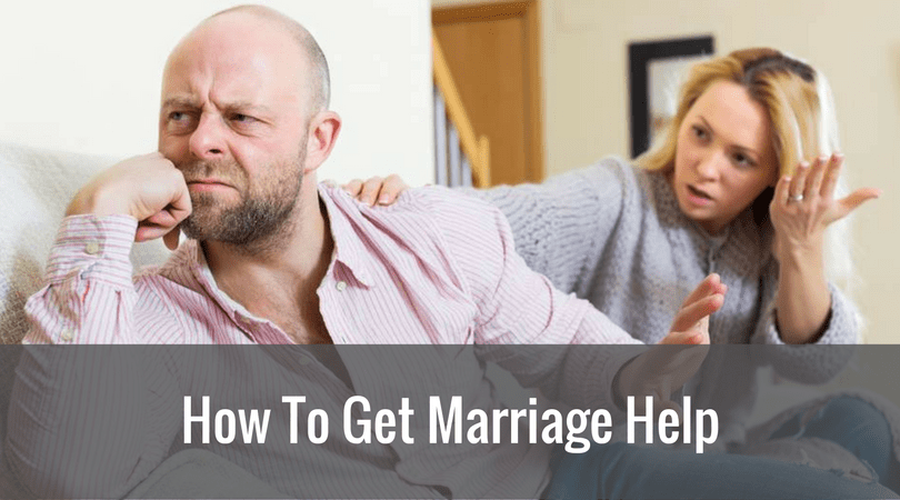 How To Get Marriage Help