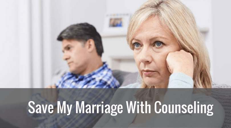 Save My Marriage With Counseling
