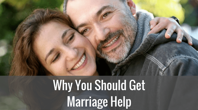 Why You Should Get Marriage Help