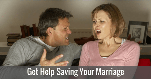 Get Help Saving Your Marriage