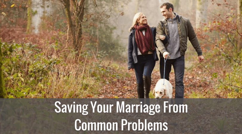 Saving Your Marriage From Common Problems