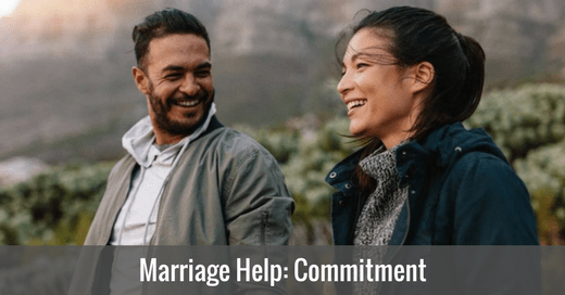 Marriage Help: Commitment