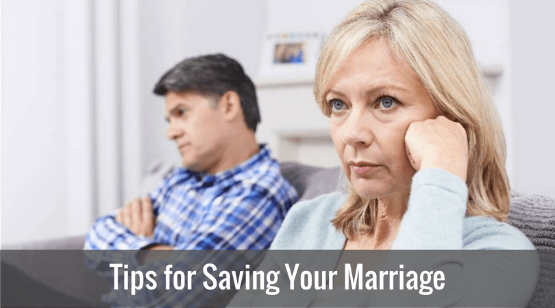 Tips for Saving Your Marriage